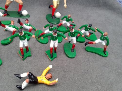 figuras de la seleccion mexicana 1998 hasbro y kellogs 94