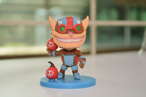 figuras de league of legends