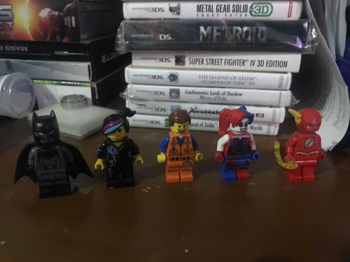 figuras de lego originales