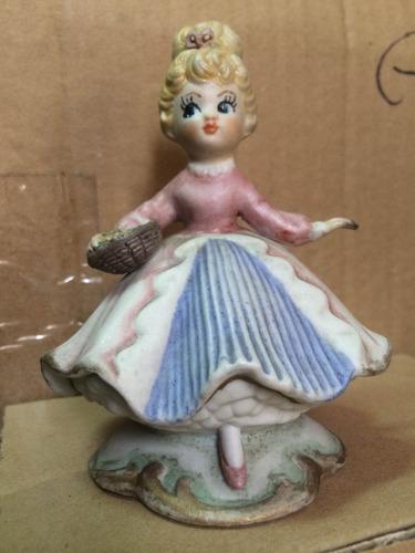 figuras de porcelana biscuit