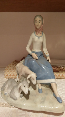 figuras de porcelana rex