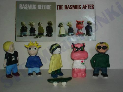 figuras de the rasmus aparecen album de hellofcollection