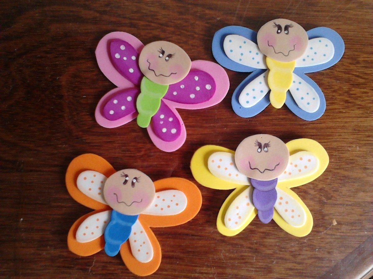 Figuras decorativas en goma eva de 30cm aprox 120 00 for Decoracion infantil goma eva