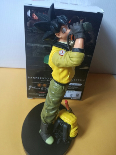 figuras dragon ball oferta remate caja super ball z dbz goku