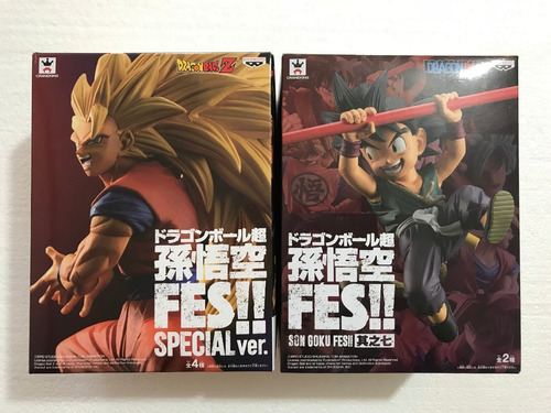 figuras dragon ball super z goku y goku nube gogeta blue jp