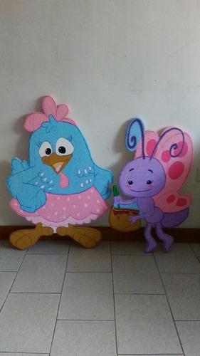 figuras en anime para decorar fiestas infantiles