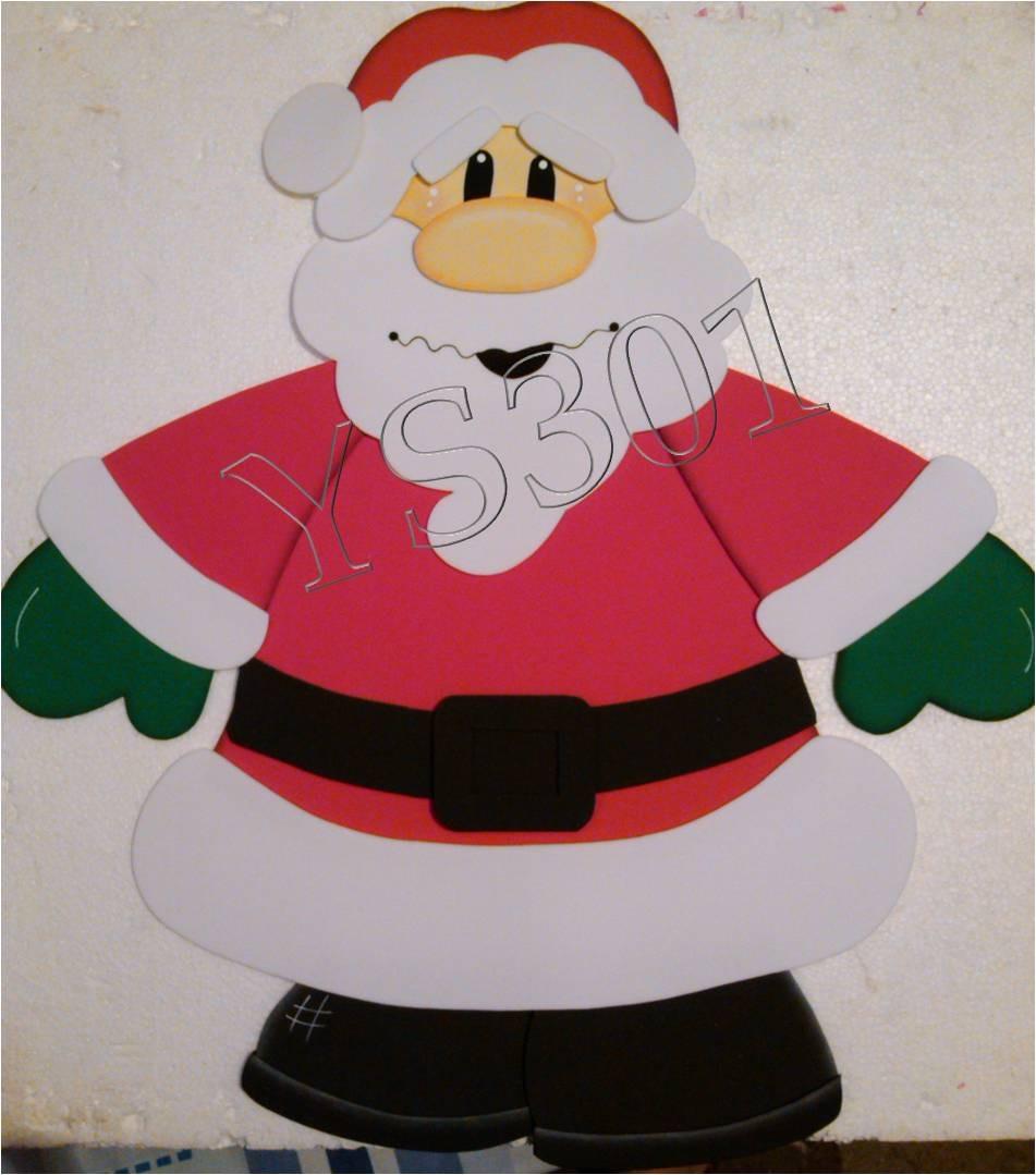 Figuras en foami para navidad bs en mercado - Como hacer figuras de navidad ...