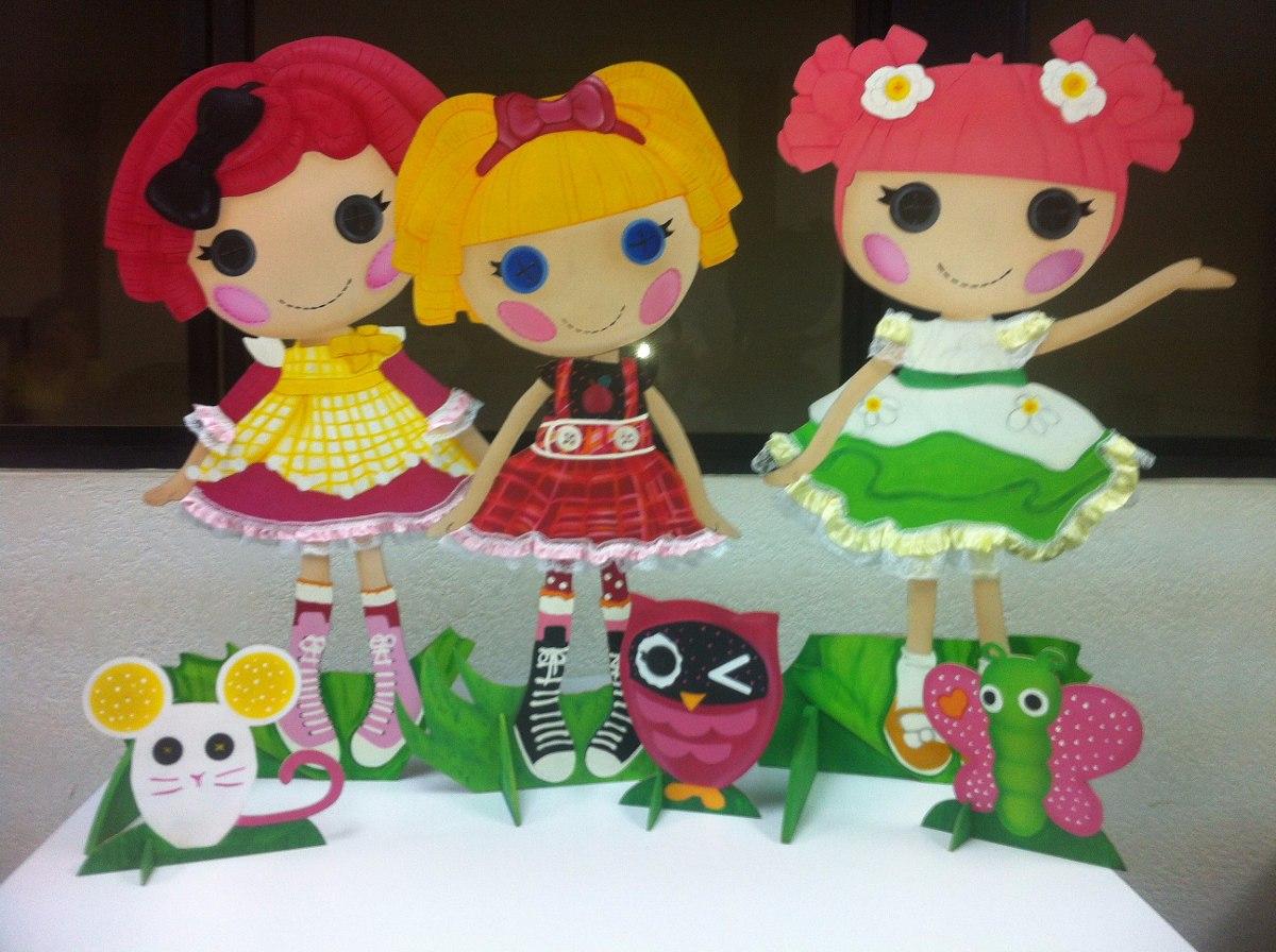 Figuras en mdf pintadas para decorar sus mesas infantiles for Mesas infantiles precios
