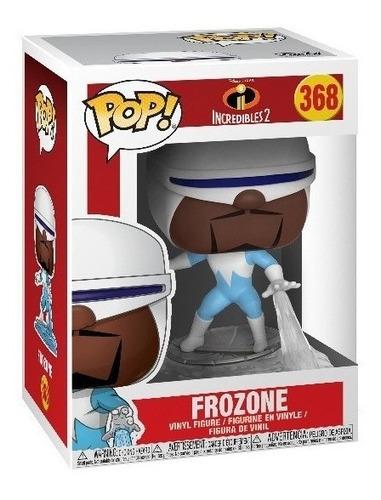 figuras  funko pop frozone incredibles 2