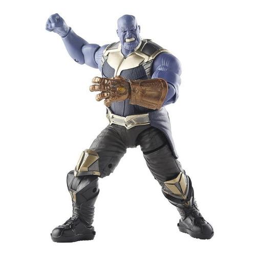 figuras iron man mark l & thanos & doctor strange marvel 10t