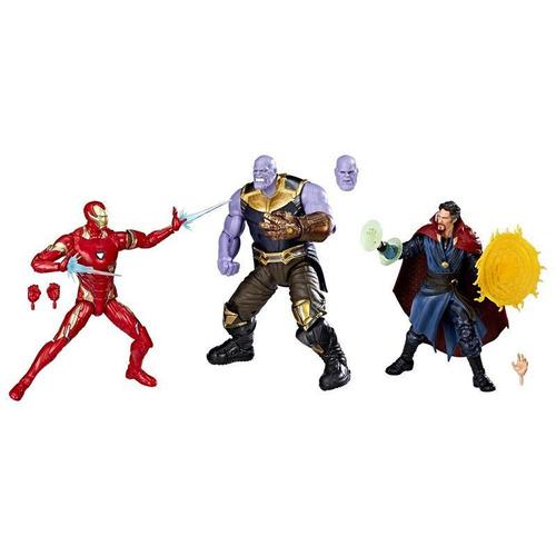 figuras iron man marvel