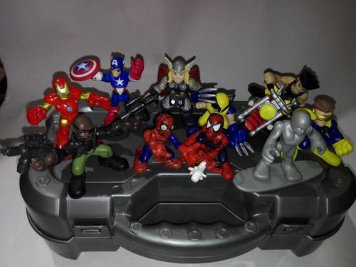 figuras marvel super heroes