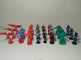 Avengers Assemble Huevo Marvel Figuras Sorpresa Miniatura OZlkXiuPTw