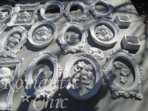 figuras molduras de resina yeso decoracion