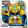 Rescue Bots Energize Electronic Bumblebee - Vlf