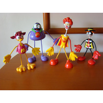 Muñecos, Mcdonald