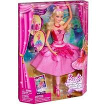 Barbie Bailarina Zapatillas Mágica Original