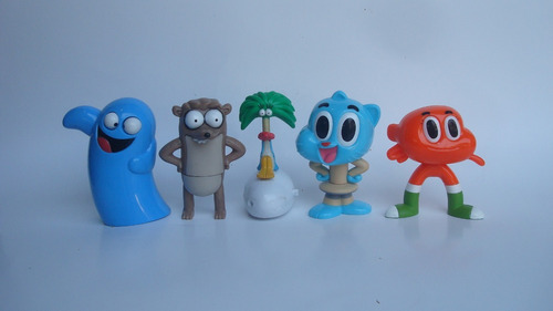 figuras muñecos originales cartoon network perco