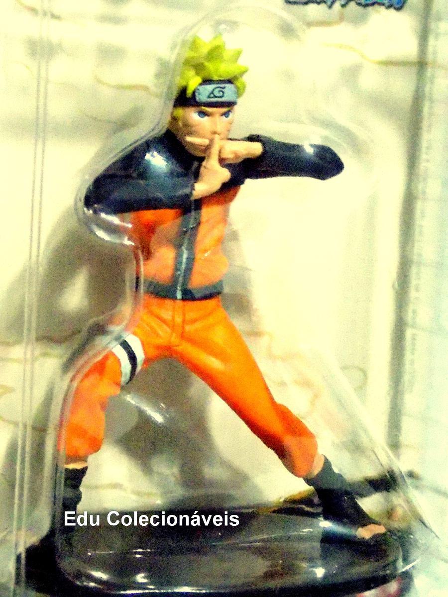 Boneco miniatura naruto figuras de naruto shippuden altaya for Coleccion figuras naruto altaya