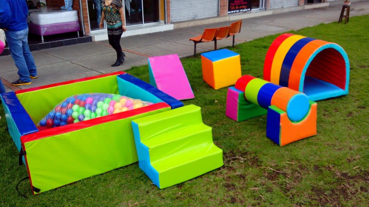 Figuras para jardines infantiles colchonetas y piscina for Cascanueces jardin infantil medellin