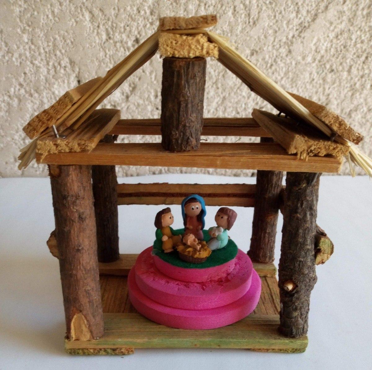 5ed050ac9f8 Figuras Para Nacimiento Navideño De Migajón -   99.00 en Mercado Libre