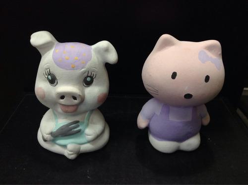 figuras pareja de yeso