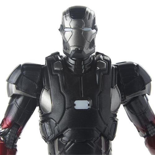 figuras pepper pots & iron man mark xxii & the mandarin marv