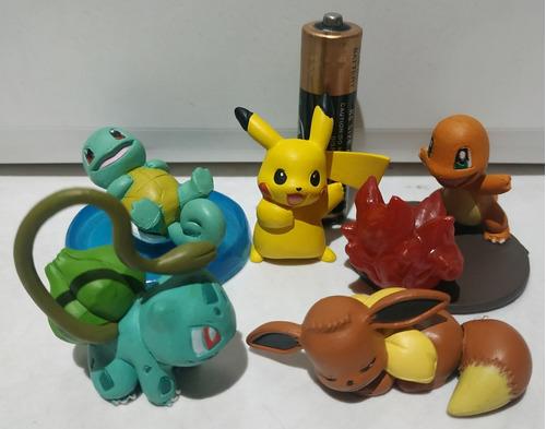 figuras pokemon pikachu