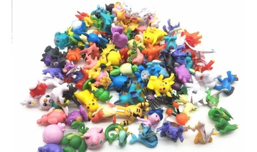 figuras pokemon set x 24
