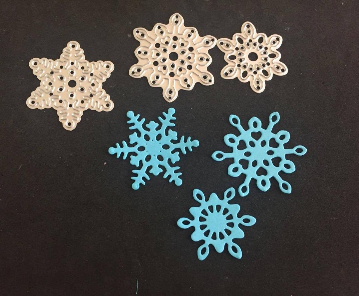 Encantador Copo De Nieve Patrones De Crochet Libre Easy Composición ...