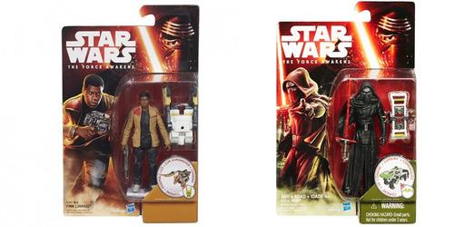 figuras star wars v/modelos hasbro