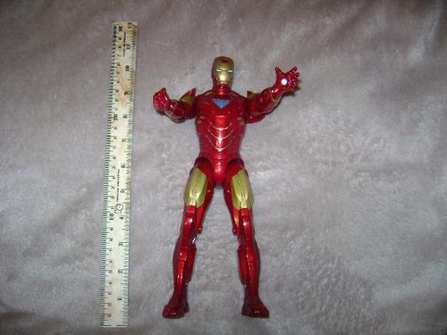 figuras superheroes marvel spiderman wolverine iron man