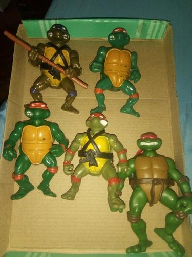 figuras tortugas ninja