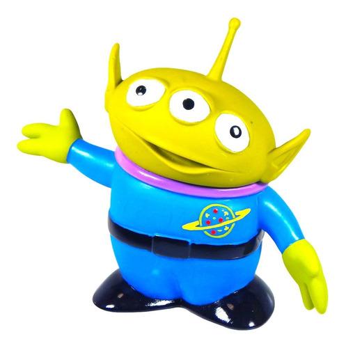 figuras toy story marcianos set 3 juguetes alien plastico