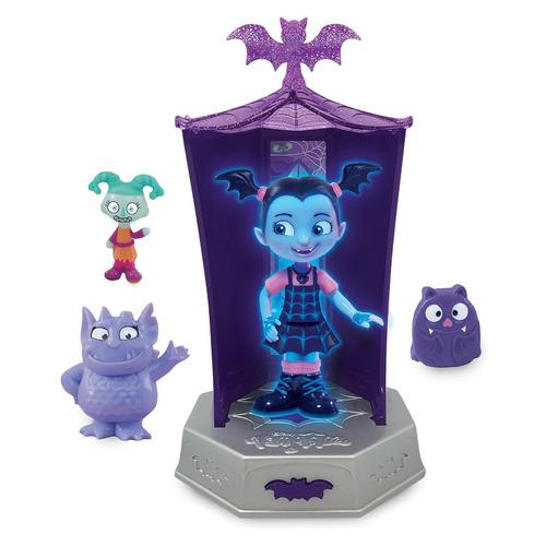 figuras vampirina amigos glowtasticos (4066)
