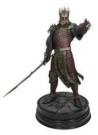 figuras witcher 3 - geralt - ciri - yennefer - triss- eredin
