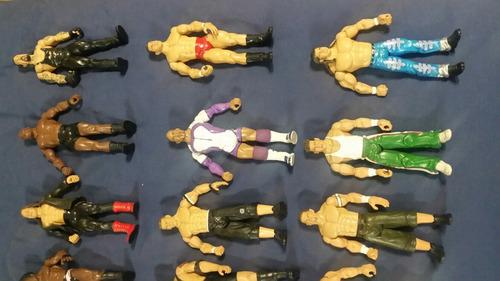 figuras wwe usadas jakks pacific oficiales muñecos john cena