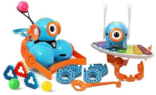 figuras y robots controlados por control remoto y aplica..
