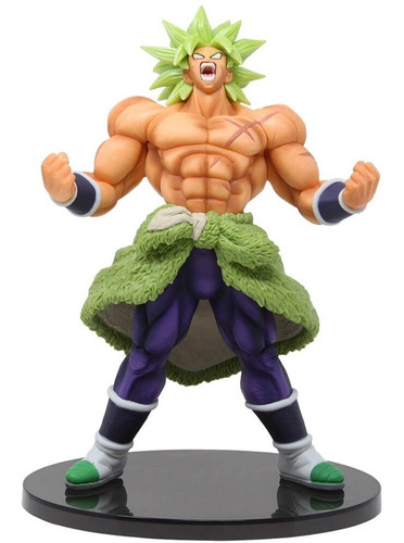 figure - broly special  dragon ball super