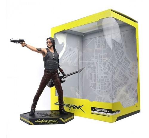 figure cyberpunk 2077 - johnny silverhand