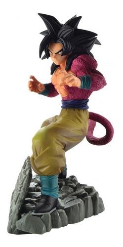 figure dragon ball gt goku super sayajin 4 - dokkan battle