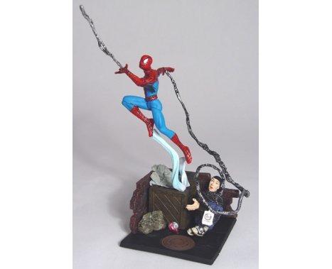 figure factory homem aranha
