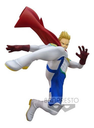 figure mirio togata - figure the amazing heroes