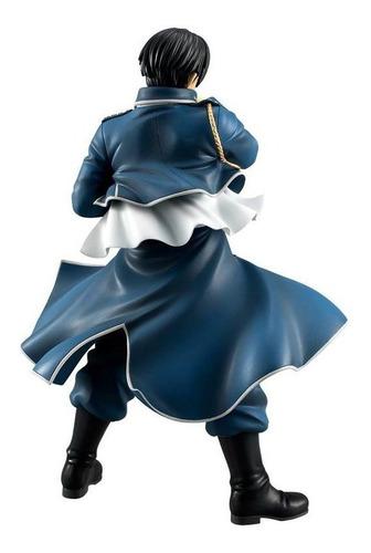 figure roy mustang - fullmetal alchemist - furyu original