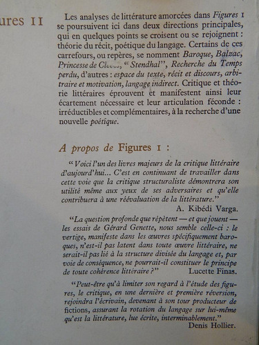 figures ii - gérard genette