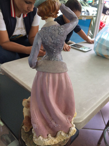 figurín giovanni colección mujer con sombrero
