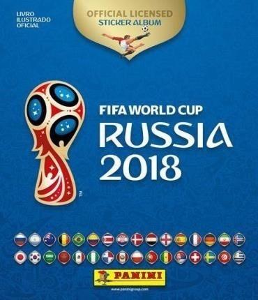 figurinhas avulsas copa do mundo 2018 álbum - o melhor preço