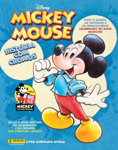 figurinhas avulsas do álbum de figurinhas do mickey 90 anos