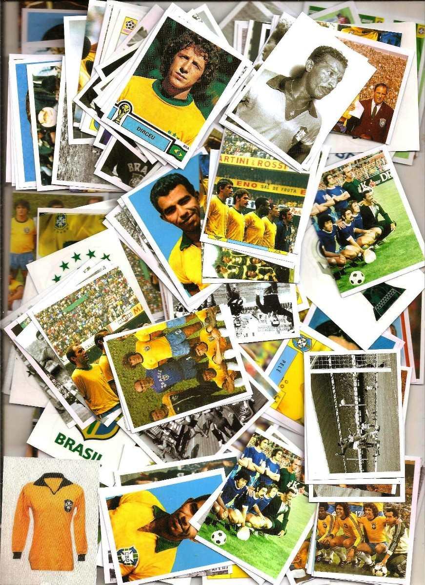 Figurinhas brasil de todas copas tenho muitas r 12 00 - Album para guardar fotos ...