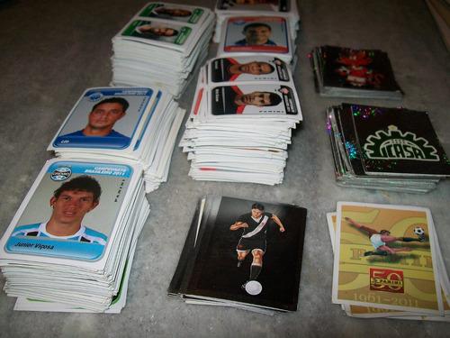 figurinhas campeonato brasileiro 2011 - tenho várias